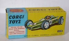 Repro Box Corgi Nr.155 Lotus Climax Formula 1