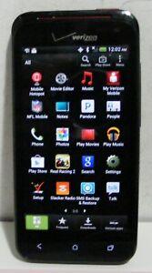 2011 HTC Thunderbolt 4G LTE Smartphone WORKS GREAT