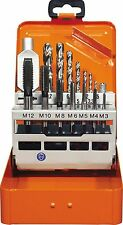 Projahn HSSG couper le robinet Kit CAROTTIERS + Tourne à gauche, de 15 pièces