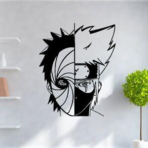 European-Style Kakashi Nursery Wall Stickers Vinyl Art Decals Nursery Room or