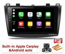 "Autoradio 9"" Android 8.1 MAZDA 3 2010-2013 Navigatore 2gb 32gb Carplay"