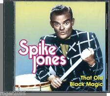 Spike Jones - That Old Black Magic - New 10 Funny Songs CD!