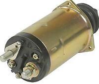 47100-3100 Solenoid 24V Nikko // 23343-99211 3 Terminals Intermittent