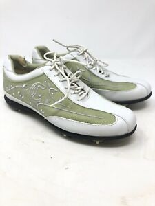 Calloway Women's Golf Shoes 6.5 White And Green