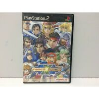 Namco X Capcom SOny Playstation 2 PS2 Jap