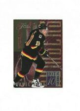 1994 FLEER FLAIR PAVEL BURE INSERT HOT NUMBERS #1 VANCOUVER CANUCKS