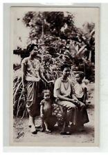 TONKIN INDOCHINE VIETNAM SAIGON #18497 CAMBODGE CAMBODIA PNOM PENH JEUNNE FEMMES