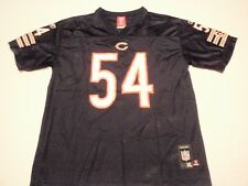 Brian Urlacher Chicago Bears Reebok NFL Players Jersey Youth Extra Large #54
