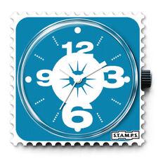 S.T.A.M.P.S. Orologio-prime time, stamps, (arancione puntatore)