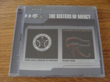 CD Double: The Sisters Of Mercy : Some Girls Wander.. & Vision Thing 2CDs Sealed