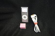 Apple iPod Nano 4 GB Silver 2nd Generation (MA426LL/A)EXCELLENT SHAPE