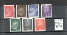 Vatican stamps - Airmail Mi No. 140-146 MNH