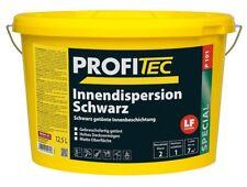 PROFITEC P 101 Innendispersion Schwarz 12,5L - Schattenfarbe, hohes Deckvermögen