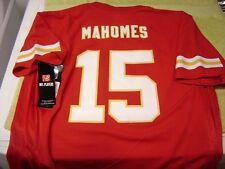 cfa2cb2e12c KANSAS CITY CHIEFS JERSEY PATRICK MAHOMES # 15 YOUTH 18 - 20 XL NEW NFL