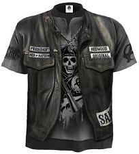 ESPIRAL DIRECTO Jax Tiras integral con licencia Camiseta / Hijos De Anarquía/