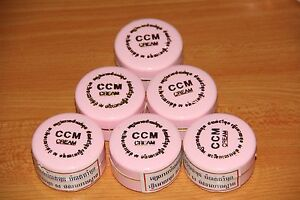 CCM Cream (Quantity of 6)