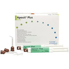 Dental Apexit Plus Root Canal Sealer - Ivoclar Vivadent Vitapex Metapex (2) 6 g
