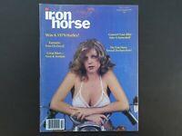 Iron Horse Easyriders Magazine October 1979  Chopper Motorcycle Biker Back Issue