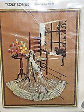 Sunset Stitchery 'Cozy Corner' Crewel Embroidery Kit 14�x18�