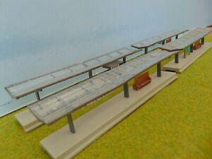 Faller ~ Island Platform x 4 ~ N Gauge  REF 1587