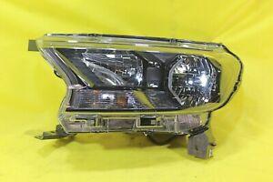 🕯️ 2019 19 2020 20 Ford Ranger XLT Left Driver Headlight OEM *1 TAB CHIPPED*