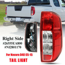 Right Tail Light Lamp W/ Harness For Nissan Frontier Suzuki Equator Navara D40