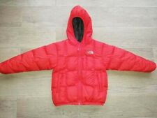 THE NORTH FACE BOYS' REVERSIBLE DOWN JACKET SIZE XS 6