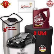 KIT FILTRO CAMBIO AUTO E OLIO MERCEDES CLK 270 CDI C209 125KW 2003 -> 2009 1015