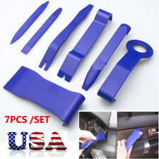 7X Car Door Panel Dashboard GPS Stereo Radio Trim Set Molding Removal Tool Kits