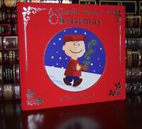 Charlie Brown Christmas by Charles Schulz New Illustrated Deluxe Gift Hardcover