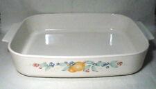 Corning Ware A-21-BN   Abundance 12 x 10 x 2 1/2 Inch Open Roaster Baking Dish