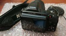 Nikon COOLPIX L830 16.0MP 34X Wide Zoom Digital Camera Black (see images) desc