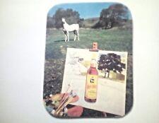 Vintage WHITE HORSE SCOTCH WHISKEY  -  Cat No'57  Beermat / Coaster