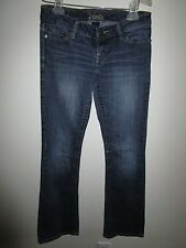 Vanity blue jeans.  26W/ 33L   Low Rise.  Dakota
