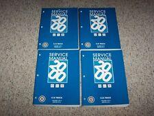 2000 Cadillac Escalade Factory Shop Service Repair Manual 5.7L V8