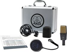 AKG C 414 XLII Studio Mic Factory Sealed Retail Box C414 XLII! latest version!