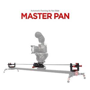 "Konova Master Pan (auto panning) for 150cm(59.0"") Camera Slider,can be Motorized"