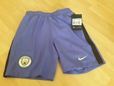 Nike Youth unisex FOOTBALL SHORTS Manchester City  M 10 to 11  years