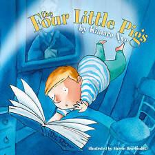 The Four Little Pigs, New, Kimara Nye Book