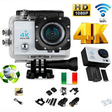 PRO CAM 4K SPORT WIFI ACTION CAMERA ULTRA HD 16MP VIDEOCAMERA SUBACQUEA Q3