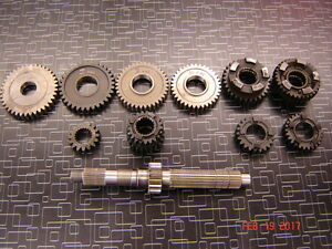 Yamaha R1 14b 2009-2014 Standard gearbox NEW