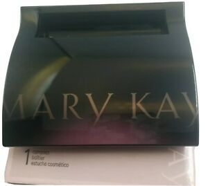 Mary Kay Compact Black Unfilled 017362 NEW in box