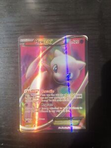 mew ex full art dragons exalted 120/124 NM