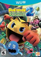 Pac-Man and the Ghostly Adventures 2 - 2014 Platformer - Nintendo Wii U