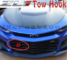 6th GEN Camaro ZL1 1LE Front Tow Hook GT4 Style