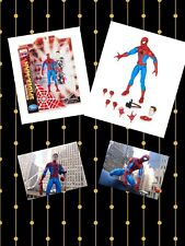 Disney Marvel Select Spectacular Spider Man Action Figure Avengers Collector S/O