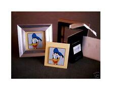 Disney DONALD DUCK Retired Jumbo Mini Framed Pin Mickey