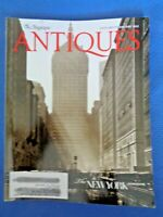 The Magazine ANTIQUES 2011 Charleston SC Silver Zorach Hooked Rugs George Ault