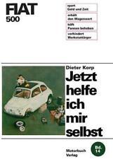 Fiat 500 von Dieter Korp (1969, Kunststoffeinband)