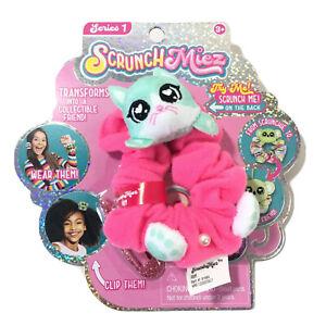 Scrunchmiez Series 1 Collectible Scrunchy & Hair Clip Prim The Cat
